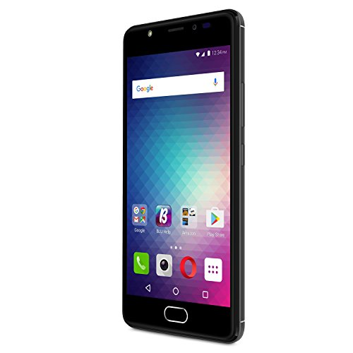 BLU LIFE ONE X2-4G LTE Unlocked Smartphone - 64GB+4GB RAM - Grey