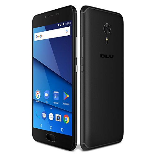 "BLU R1 HD 2018 Factory Unlocked Phone - 5.2"" - 16GB - Black (U.S. Warranty)"