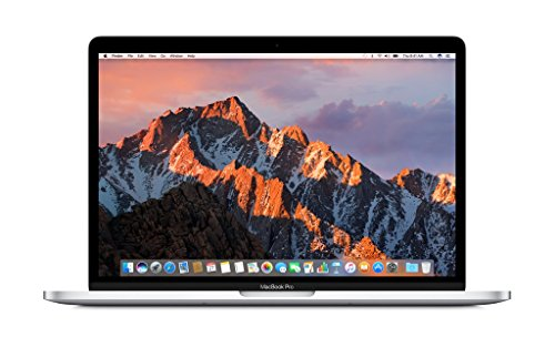 "Apple 13"" MacBook Pro, Retina Display, 2.3GHz Intel Core i5 Dual Core, 8GB RAM, 128GB SSD, Silver, MPXR2LL/A (Newest Version)"