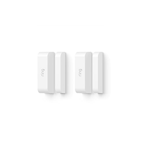Ring Contact Sensor 2 Pack Alarm 2, White