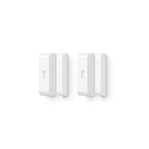 Ring Contact Sensor 2 Pack Alarm 2, White