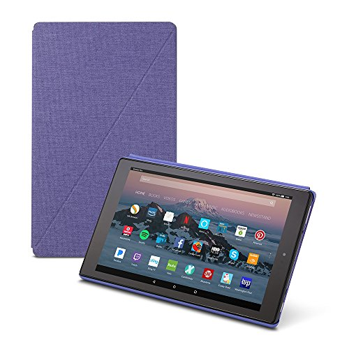 Amazon Fire HD 10 Tablet Case (7th Generation, 2017 Release), Cobalt Purple