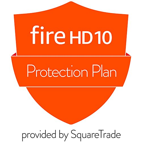 3-Year Accident Protection for Fire HD 10 Tablet (2017 release)