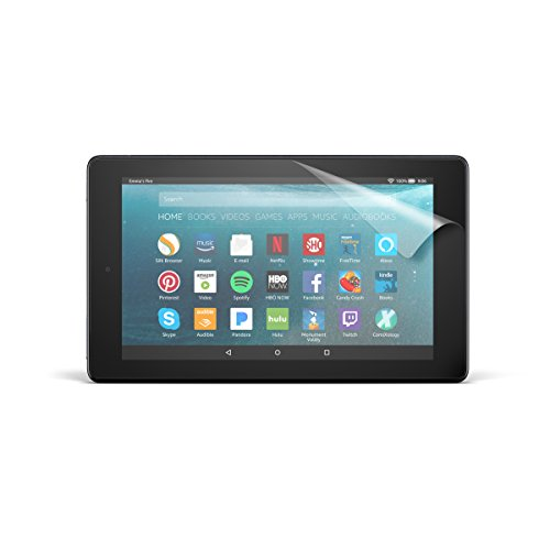 NuPro Anti-Glare Screen Protector for Amazon Fire 7 Tablet (7th Generation - 2017 release) (2-Pack)