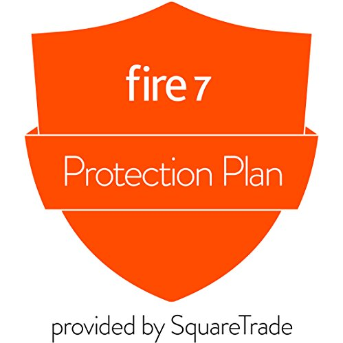 1-Year Protection Plan plus Accident Protection for Fire 7 Tablet (2017 release)