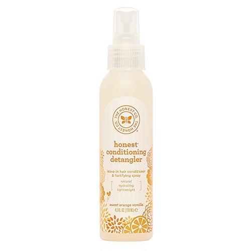 Honest Conditioning Detangler, Sweet Orange Vanilla, 4 Ounce