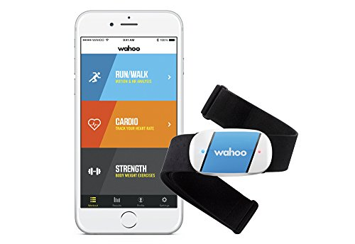 Wahoo TICKR Heart Rate Monitor, Bluetooth / ANT+