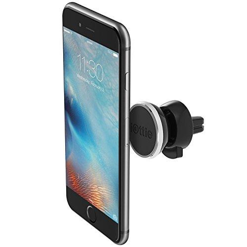 iOttie iTap Magnetic Air Vent Premium Car Mount Holder Cradle for iPhone XS Max R 8/8 Plus 7 7 Plus 6s Plus 6s 6 SE Samsung Galaxy S9 S9 Plus S8 Plus S8 Edge S7 S6 Note 8 5