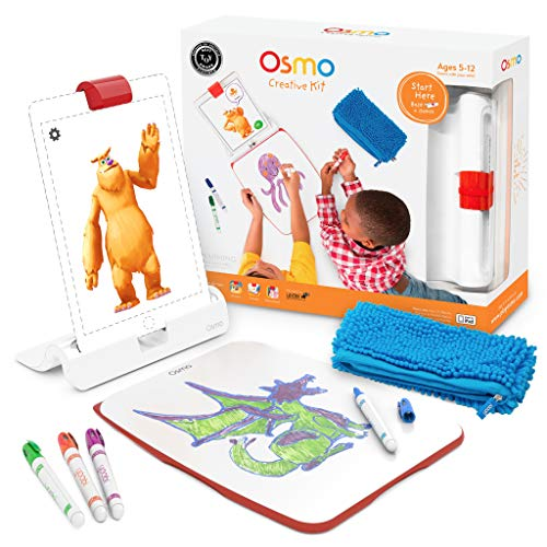 Osmo Creative Kit for iPad (iPad base included)