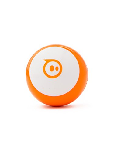 Sphero Mini Orange: The App-Controlled Robot Ball