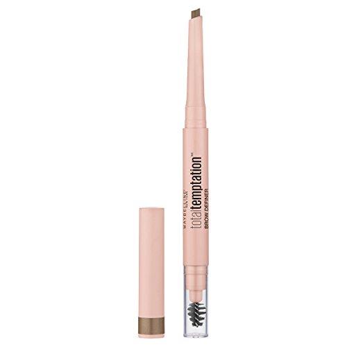 Maybelline Total Temptation Eyebrow Definer Pencil, Blonde, 0.005 oz.