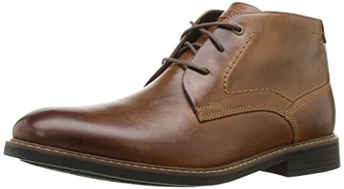 Rockport Men's Classic Break Chukka Boot- Dark Bitter Chocolate Suede-10  M