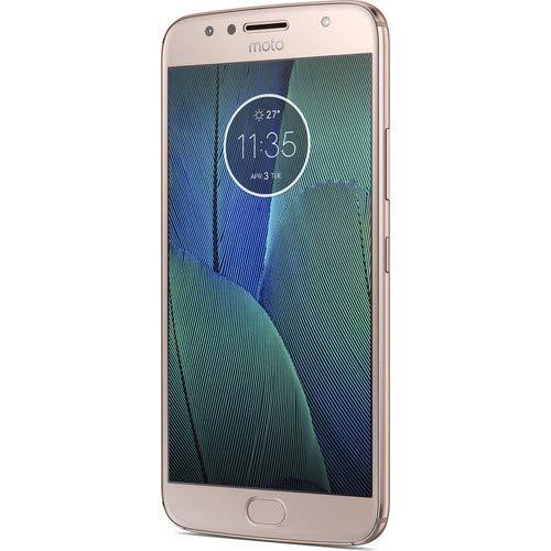 Motorola Moto G5S Plus Unlocked GSM Android Smartphone (Blush Gold)