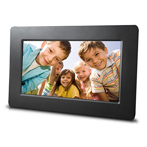 "Sungale DPF710 7"" Digital Photo Frame with Ultra Slim Design"