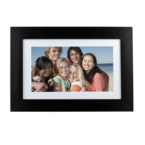 Panimage PI9001DW 9-Inch Digital Picture Frame (Black)