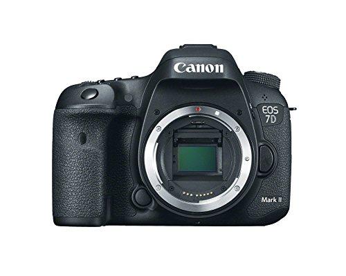 Canon EOS 7D Mark II Digital SLR Camera (Body Only)