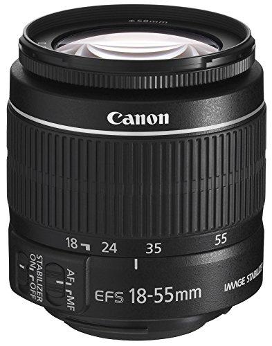 Canon EF-S 18-55mm f/3.5-5.6 IS II SLR Lens - Mark II (White Box)