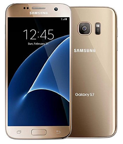 Samsung Galaxy S7 32GB G930T - T-Mobile Locked -Gold Platinum (Certified Refurbished)