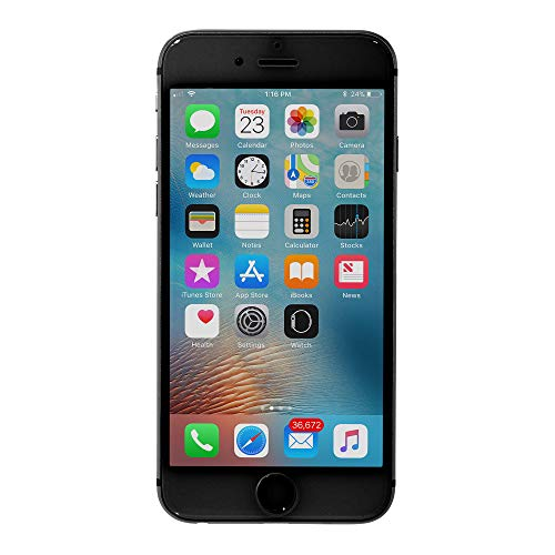 Apple iPhone 6, AT&T, 64GB - Space Gray (Refurbished)