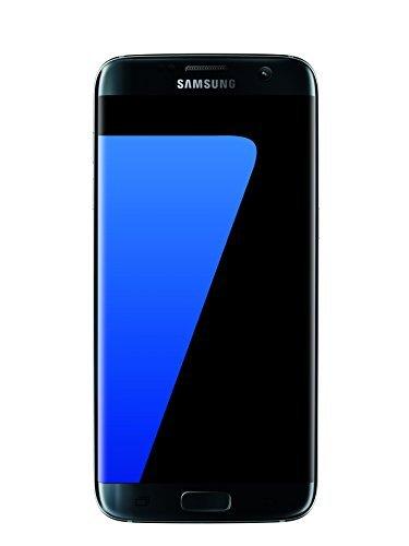 Samsung Galaxy S7 EDGE G935V 32GB, Verizon/GSM Unlocked, (Certified Refurbished) (Black)