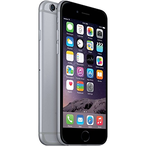 Apple iPhone 6 32 GB LOCKED to Boost Mobile, Space Gray