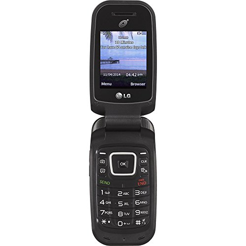 TracFone LG L441BG 3G Prepaid Phone - White Box Packaging