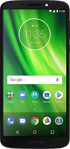 Moto G6 Play - 32 GB - Unlocked (AT&T/Sprint/T-Mobile/Verizon) - Deep Indigo - (U.S. Warranty)