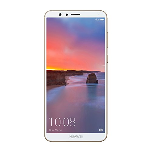 """Huawei Mate SE Factory Unlocked 5.93"""" - 4GB/64GB Octa-core Processor  16MP + 2MP Dual Camera  GSM Only  Gold (US Warranty)"""