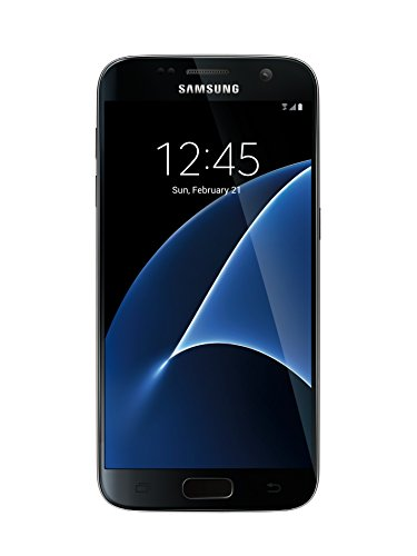 Samsung Galaxy S7 32GB Factory Unlocked GSM LTE Smartphone (Black)