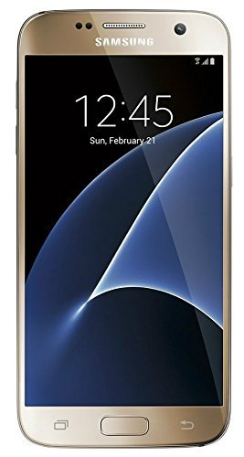 Samsung Galaxy S7 G930A 32GB Gold Platinum - Unlocked GSM (Certified Refurbished)