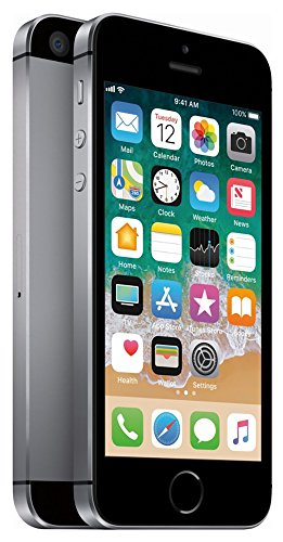 Apple iPhone SE, GSM Unlocked, 32GB - Space Gray (Refurbished)