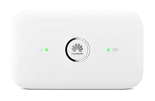 Huawei E5573Cs-509 Unlocked 150 Mbps 4G LTE & 43.2 Mpbs 3G Mobile WiFi (4G LTE Globally, Including AT&T and T-Mobile) (White)