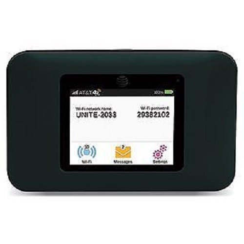 Netgear Unite Mobile Wifi Hotspot 4G LTE GSM Unlocked Black