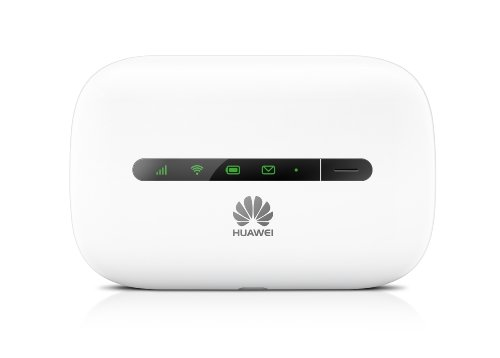 Huawei E5330Bs-2 21 Mbps 3G Mobile WiFi Hotspot (3G in Europe, Asia, Middle East & Africa) (white)