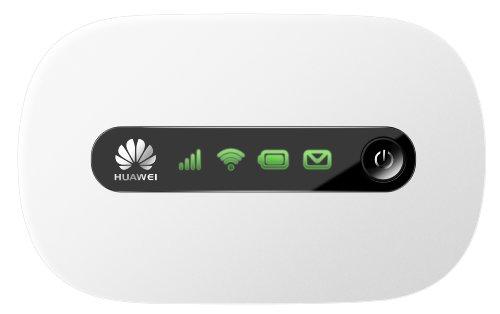Huawei E5220s-2 Mi-Fi Hotspot 3G (white)