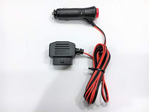 12v Car Plug Adapter for at&T ZTE Mobley LTE Hotspot