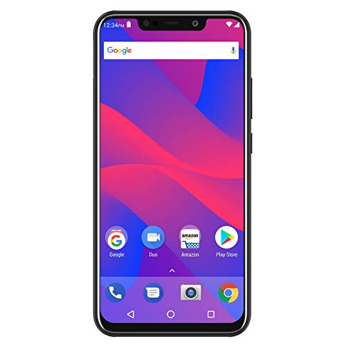 "BLU VIVO XL4 - 6.2"" HD Display Smartphone, 32GB+3GB RAM -Black"