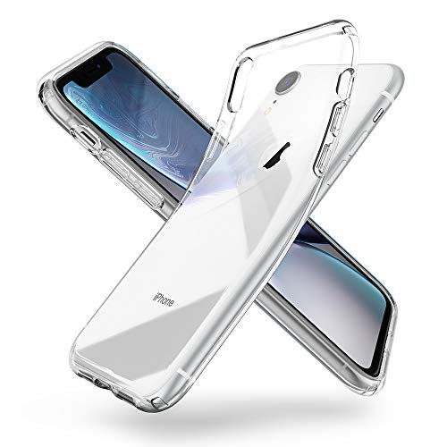 Spigen Liquid Crystal Designed for Apple iPhone XR Case (2018) - Crystal Clear