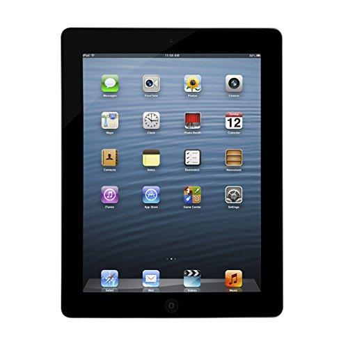 Apple iPad 3 Retina Display Tablet 16GB, Wi-Fi, Black (Renewed)