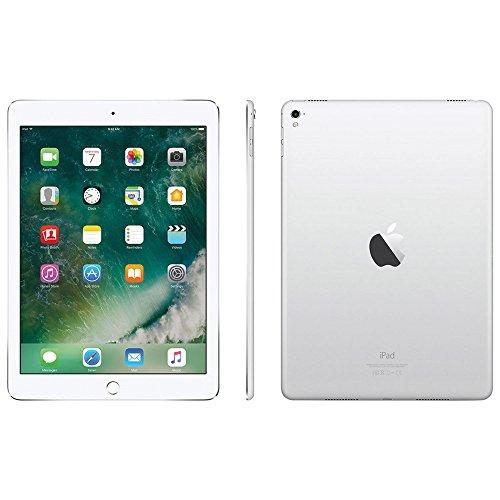 Apple (MP2G2LL/A) iPad with WiFi, 32GB, Silver (2017 Model)