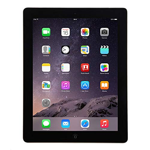 Apple iPad Mini MD528LL/A 16GB WiFi 7.9in, Black (Renewed)