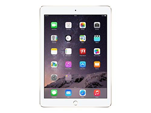 Apple MH182LL/A iPad Air 2 9.7-Inch Retina Display 64GB, Wi-Fi (Gold)