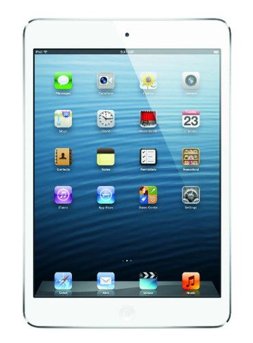 Apple iPad mini MD531LL/A (16GB, Wi-Fi Only, White / Silver)