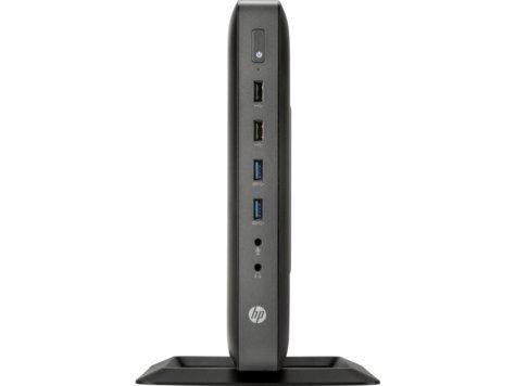 HP T620 HP Thin Pro Flexible Client G6F23AA#ABA, AMD GX-217GA 1.65 GHZ Dual Core, 8GB SSD, 4GB DDR3L, HD 8280E. Gigabit Ethernet