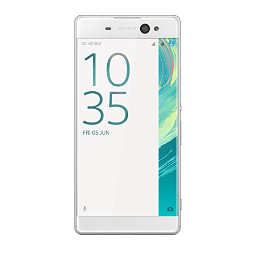 Sony Xperia XA Ultra unlocked smartphone,16GB White (US Warranty)